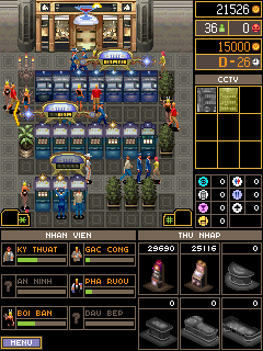 Casino Manager Game
